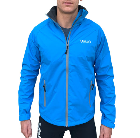 VDRY- LIGHTWEIGHT JACKET-CYAN