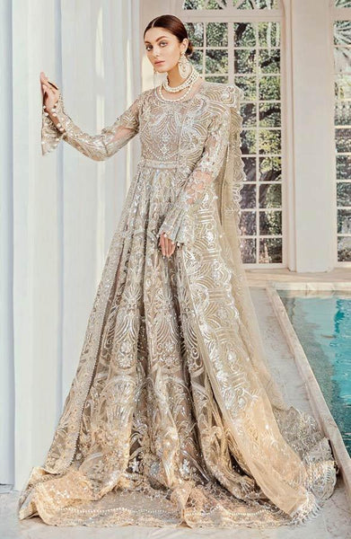 BRIDES by Maryum N Maria 2020 Pakistani Wedding Suits rocked !