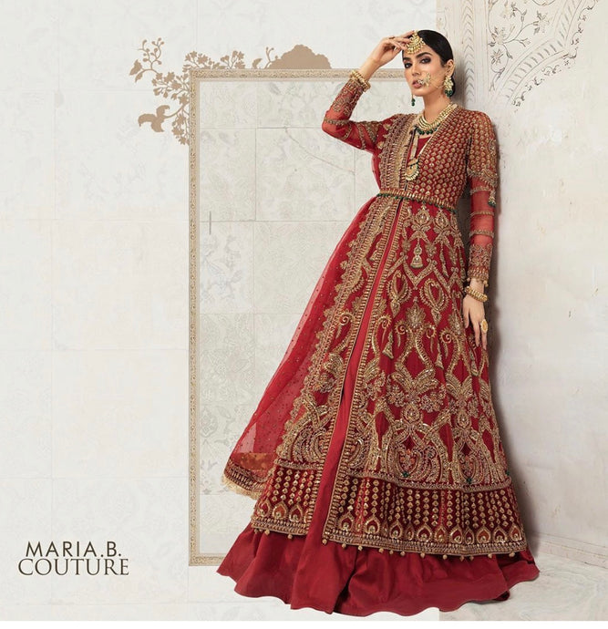 Pakistani Clothing 2020, Maria B is in the lead of Designer Pakistani Suits Online!