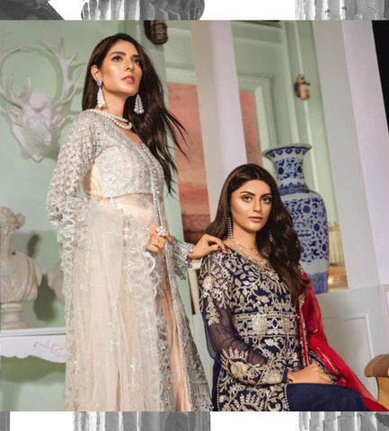 Premium chiffon Pakistani suits 2020 UK
