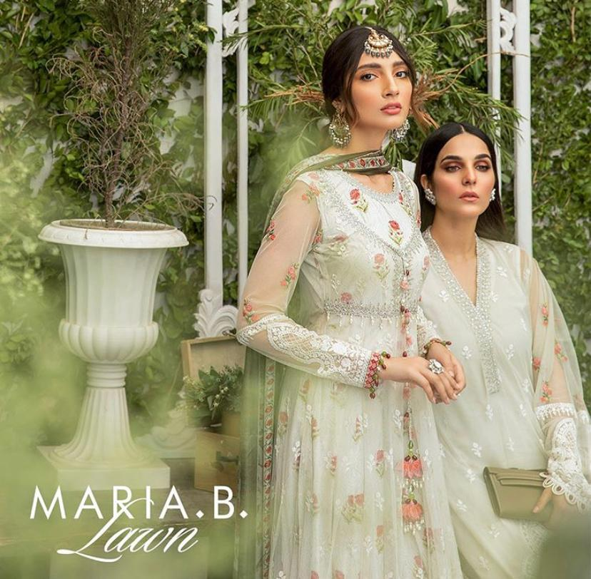 Maria B lawn Eid collection 20