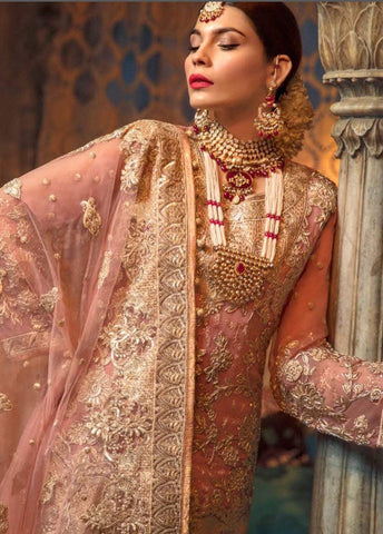 Latest Pakistani wedding dresses UK online next day dispatch