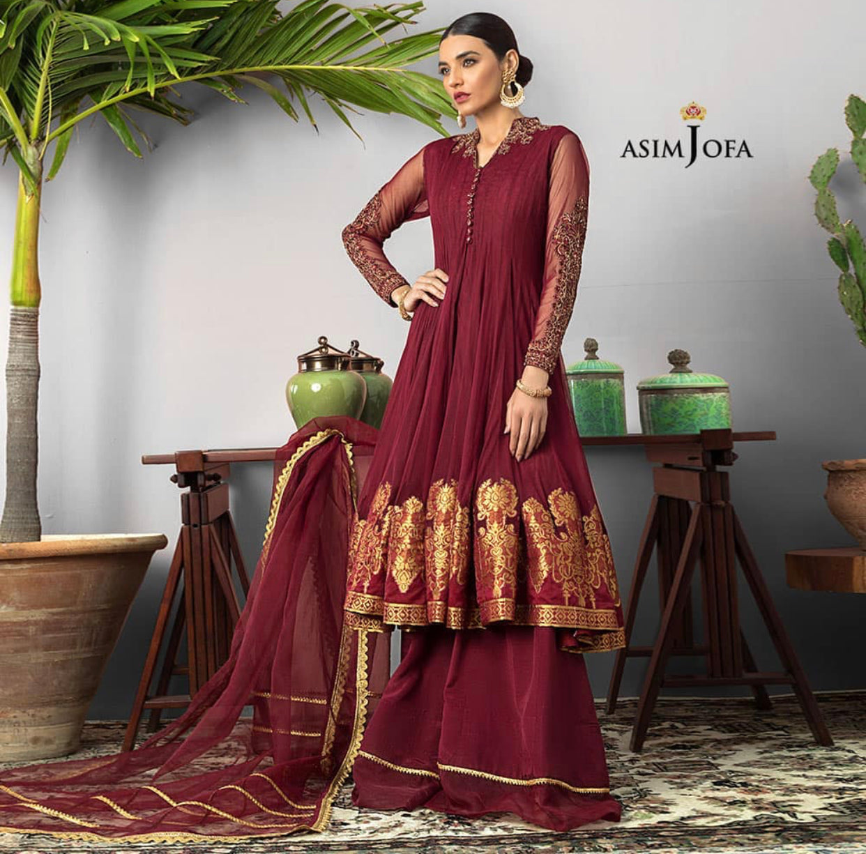 Asim jofa lalam Ready-to-wear collection UK USA Online