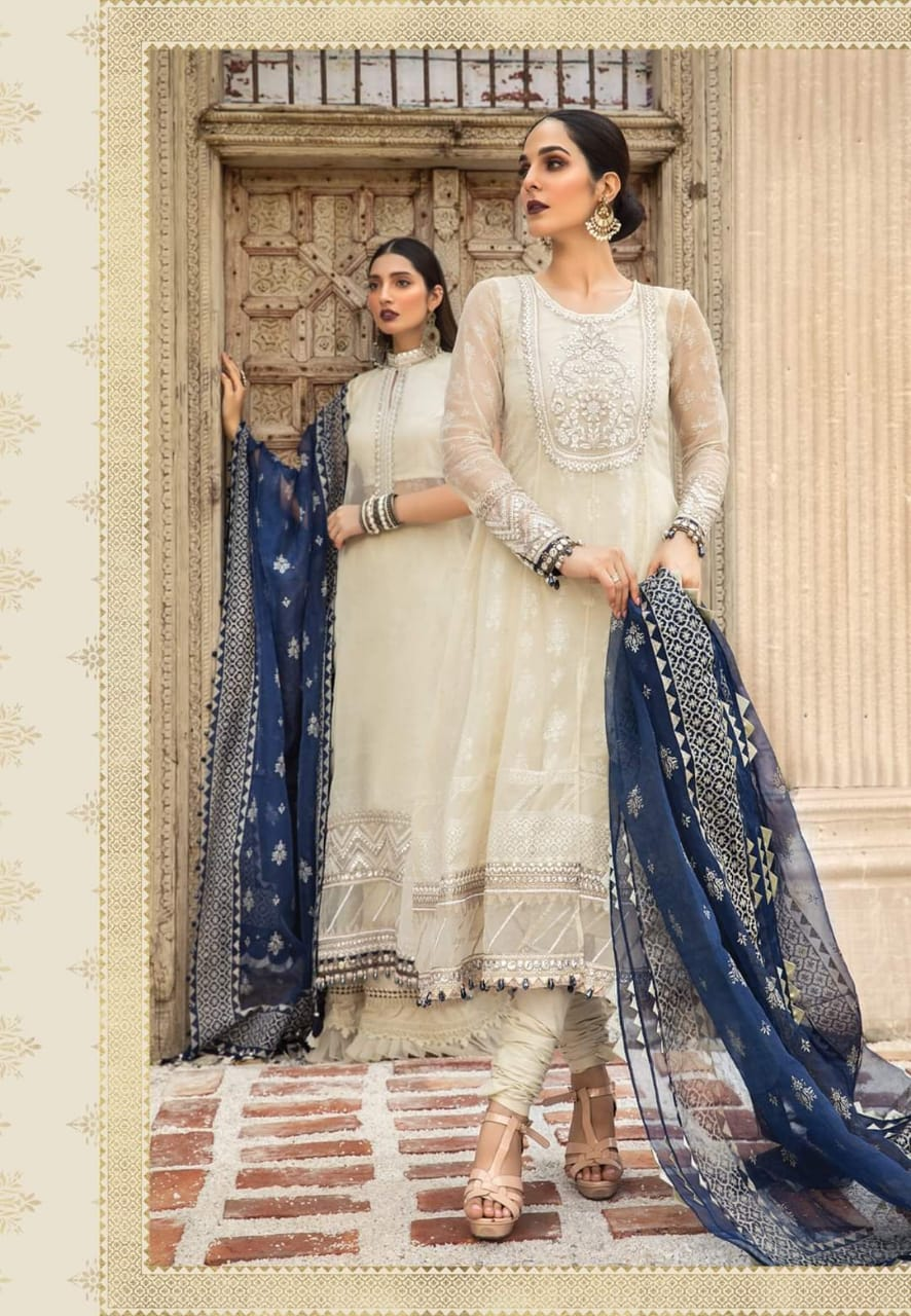 Maria B Pakistani ready made suit UK and USA Online 2020 sale