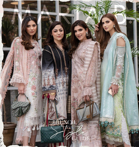 Maria B Lawn 2020 Hit Designer Suits in UK and USA online