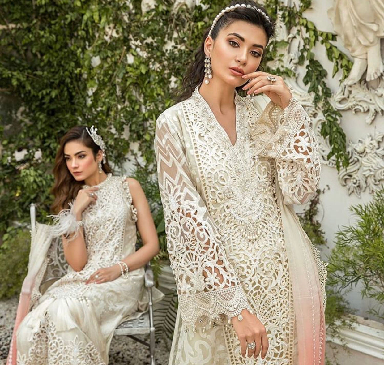 Pakistani suits Eid 2020 Maria B