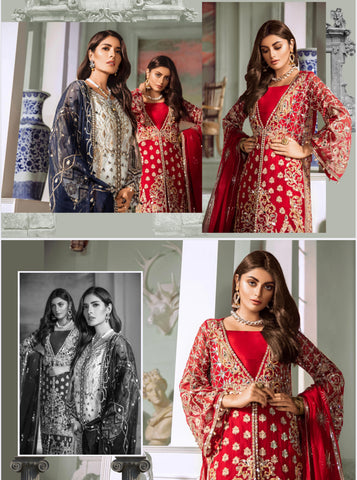Maryum N Maria Premium Chiffon Collection