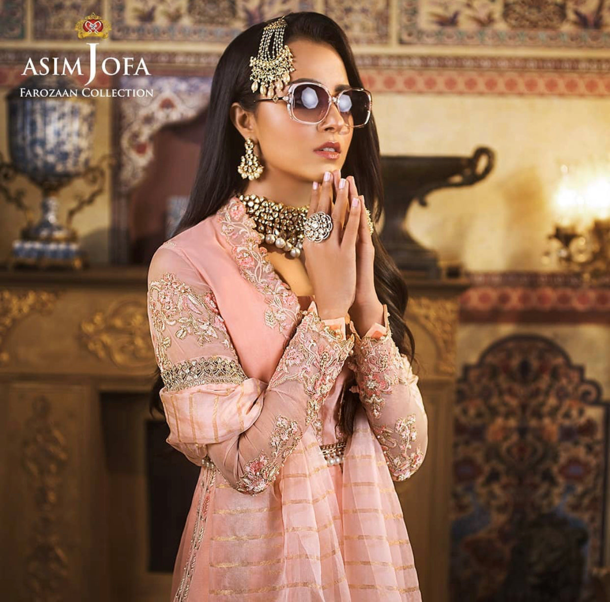 <span>If what you are looking for Asim Jofa's an elegant winter dresses and luxuriously contemporary winter dresses with velvet Dupatta or shawl that still has a sense of tradition throughout the design than look no further than Asim Jofa Designer Un-stitched and Ready to Wear attires. One of Asim Jofa's most celebrated works is the hit Design codes with the embroidered and adorned with accessories on great quality winter warm fabric has been embellished with delicate silk thread work for a more contemporary t</span><span>.</span>