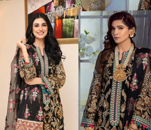 Maryum Hussain Wedding Dresses For Asian Women in the UK & USA