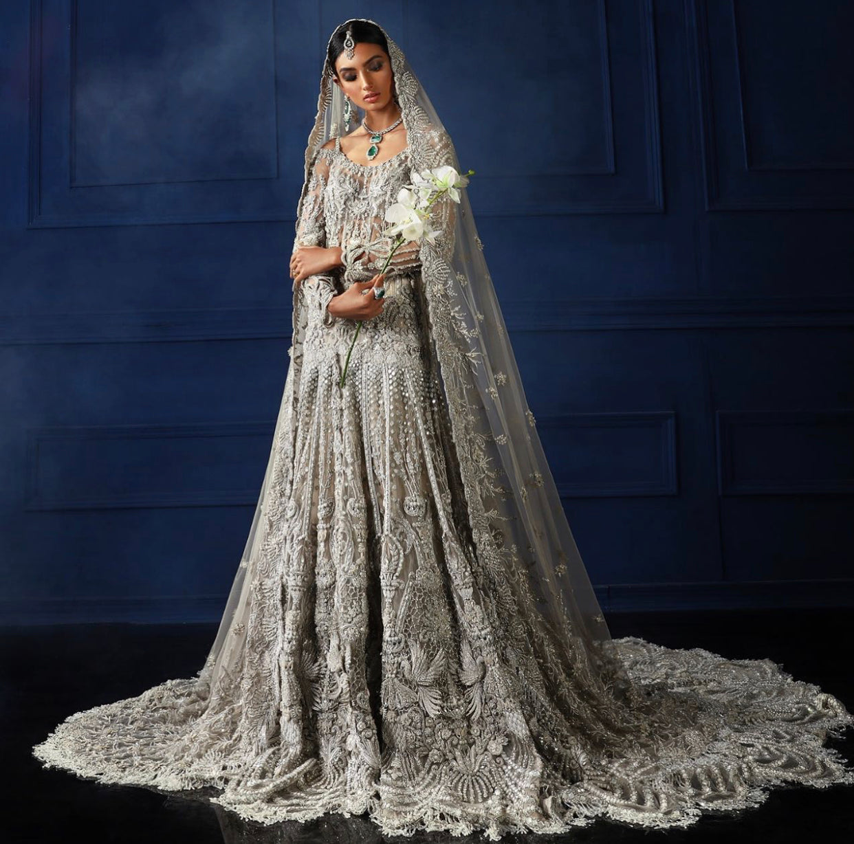 Sana Safinaz Bridal collection 2021 for Pakistani brides