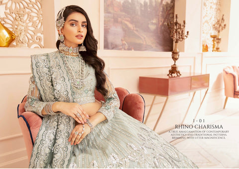 Imrozia Premium Pakistani designer bridal outfits UK and Canada Online sale