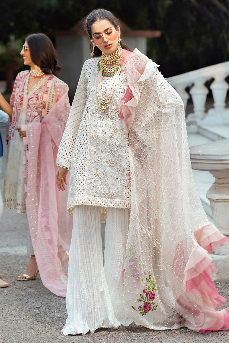 Mushq Chikankari 2020 - Saba online Pakistani designer dress Anarkali Suits Party Werar Indian Dresses Pakistani Dresses Eid dresses online shoppingReady made Pakistani clothes UK Eid dresses UK online Eid dresses online shopping readymade eid suits uk eid suits 2019 uk pakistani eid suits uk eid suits 2020 uk Eid dresses 2020 UK