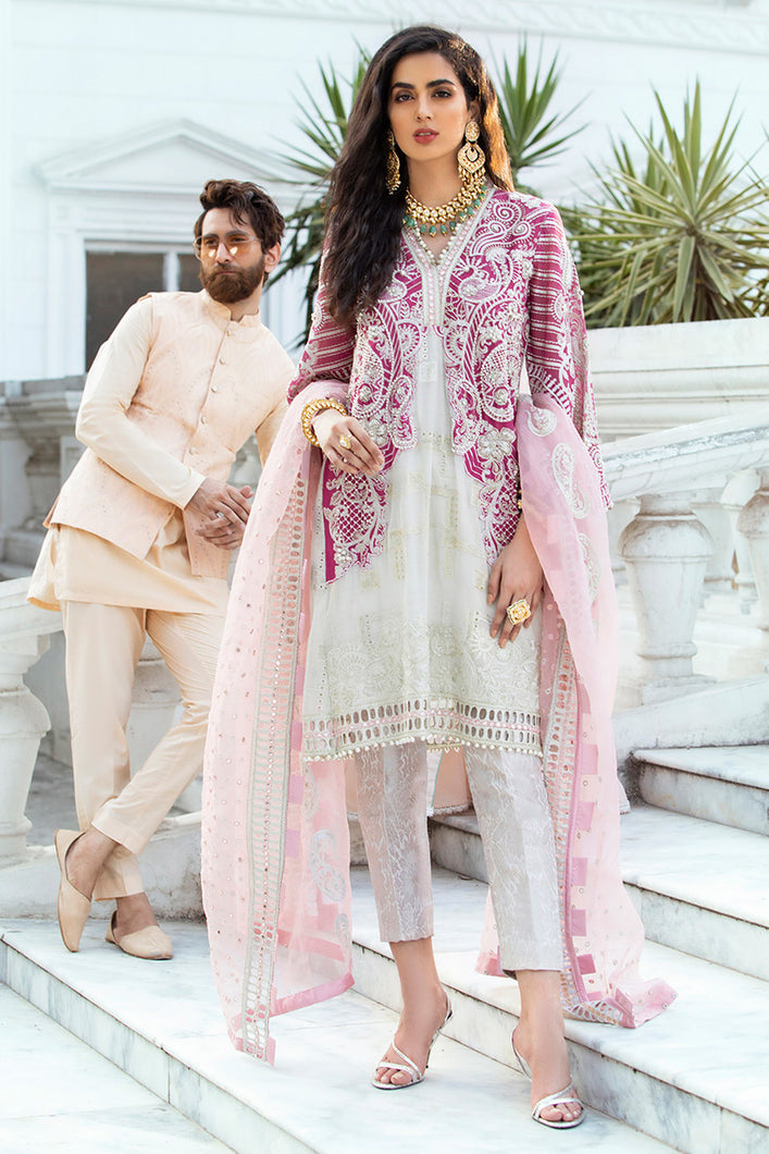 Mushq Chikankari 2020 - Huma online Pakistani designer dress Anarkali Suits Party Werar Indian Dresses Pakistani Dresses Eid dresses online shoppingReady made Pakistani clothes UK Eid dresses UK online Eid dresses online shopping readymade eid suits uk eid suits 2019 uk pakistani eid suits uk eid suits 2020 uk Eid dresses 2020 UK