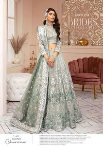 Imrozia Bridal Collection 2020 | IB-01 Rhino Charisma