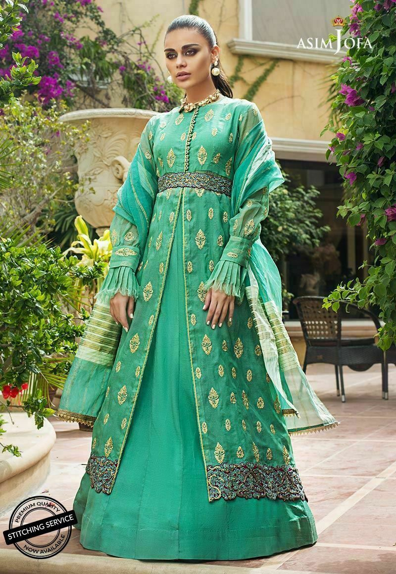 Asim Jofa - ORGANZA COLLECTION 2020-AJO-06 online Pakistani designer dress Anarkali Suits Party Werar Indian Dresses Pakistani Dresses Eid dresses online shopping Ready made Pakistani clothes UK Eid dresses UK online Eid dresses online shopping readymade eid suits uk eid suits 2019 uk pakistani eid suits uk eid suits 2020 uk Eid dresses 2020 UK