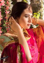 Load image into Gallery viewer, ASIM JOFA Naubahar Chiffon Collection 2020 - AJN-05 online Pakistani designer dress Anarkali Suits Party Werar Indian Dresses Pakistani Dresses Eid dresses online shoppingReady made Pakistani clothes UK Eid dresses UK online Eid dresses online shopping readymade eid suits uk eid suits 2019 uk pakistani eid suits uk eid suits 2020 uk Eid dresses 2020 UK