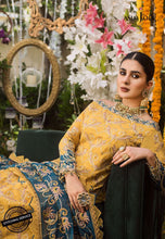 Load image into Gallery viewer, ASIM JOFA Naubahar Chiffon Collection 2020 - AJN-04 online Pakistani designer dress Anarkali Suits Party Werar Indian Dresses Pakistani Dresses Eid dresses online shoppingReady made Pakistani clothes UK Eid dresses UK online Eid dresses online shopping readymade eid suits uk eid suits 2019 uk pakistani eid suits uk eid suits 2020 uk Eid dresses 2020 UK
