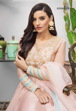 Load image into Gallery viewer, Pink-ASIM JOFA READY-TO-WEAR COLLECTION 2020: Asim Jofa Originals are now In High Demand and Exclusively stitched at LebaasOnline . Buy Pakistani Designer Dresses Collection 2020 at www.lebaasonline.co.uk stitched, unstitched and ready made Asim Jofa Dresses in London UK, Birmingham. Canada, USA, Singapore and Dubai.