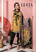 Load image into Gallery viewer, LUCIA-VIVA-ANAYA by Kiran Chaudhry Lawn 2020