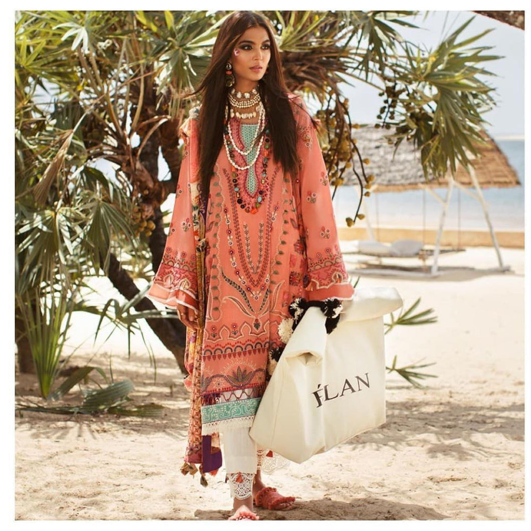 ELAN LUXURY LAWN SUITS ZAHARA 2020 online Pakistani designer dress Anarkali Suits Party Werar Indian Dresses Pakistani Dresses