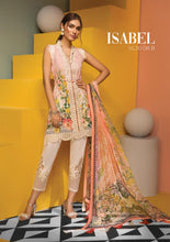 Load image into Gallery viewer, ISABEL-VIVA-ANAYA by Kiran Chaudhry Lawn 2020