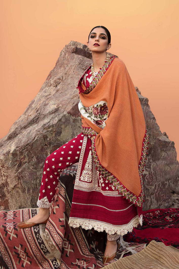 Buy Crimson Winter Collection 2020 x Saira Shakira 1A in the UK and USA -SALE ! Shop Crimson PK Pakistani Designer Clothing in the UK for winter wedding and party. Browse our latest Crimson Luxury Dresses in Small, Medium & Large Sizes for Indian Pakistani Women. Shop Online Readymade Salwar Suits at our Boutique.