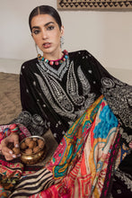 Load image into Gallery viewer, ELAN WINTER COLLECTION 2020 - EW20-02 PAKISTANI DRESSES & READY MADE PAKISTANI CLOTHES UK. Buy Now Elan UK Embroidered Collection of Winter Lawn, Original Pakistani Brand Clothing, Unstitched & Stitched suits for Indian Pakistani women. Next Day Delivery in the UK. Express shipping to USA, France, Germany & Australia.