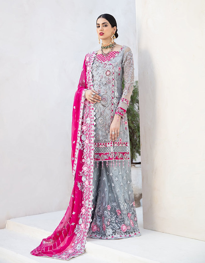 Emaan Adeel Bridal Collection 2020 Volume 3-NIGHTLIGHT SHINE D-305