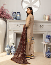 Load image into Gallery viewer, Emaan Adeel Chiffon Collection 2020 Volume 12 - EA:1205