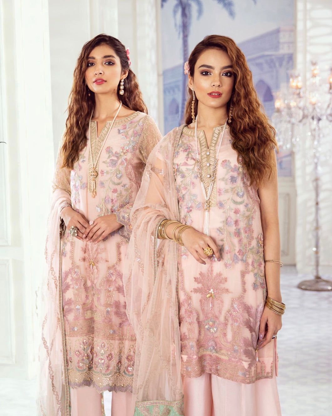 Iznik Designer Suit Wedding 2020-ID-06 FLUORESCENT PEARL