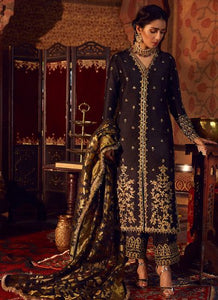Qalamkar Wedding Suits 107 - LebaasOnline