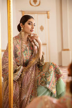Load image into Gallery viewer, CAPRI SEA - Baroque Chantelle Chiffon Pakistani Suit