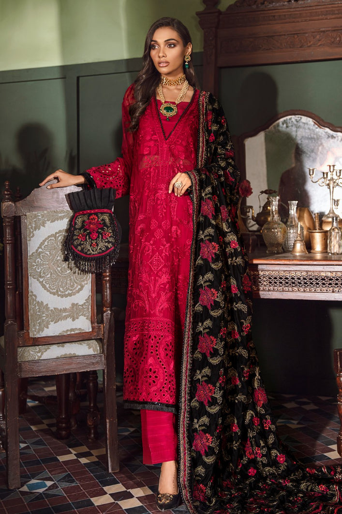 IZNIK | Mehrak Festive Collection 2020 - IVC20-10 SURI (3PC)