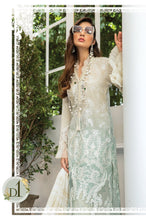 Load image into Gallery viewer, MARIA.B. Lawn Eid Collection 2020 - D1 maria b lawn eid collection 2020 maria b wedding maria b 2020 maria b maria b uk maria Bello maria b eid collection 2020 online Pakistani designer dress Anarkali Suits Party Werar Indian Dresses Pakistani Dresses Eid dresses online shoppingReady made Pakistani clothes UK Eid dresses UK online Eid dresses online shopping readymade eid suits uk eid suits 2019 uk pakistani eid suits uk eid suits 2020 uk Eid dresses 2020 UK maria b party wear maria b party wear 2020