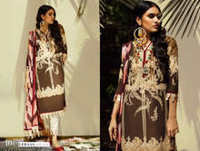 Load image into Gallery viewer, SANA SAFINAZ Spring / Summer 2020 MAHAY 10A Lawn Suit online Pakistani designer dress Anarkali Suits Party Werar Indian Dresses Pakistani Dresses