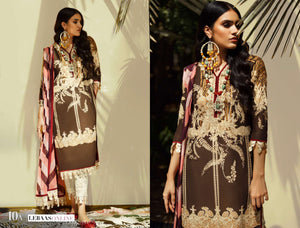 SANA SAFINAZ Spring / Summer 2020 MAHAY 10A Lawn Suit online Pakistani designer dress Anarkali Suits Party Werar Indian Dresses Pakistani Dresses