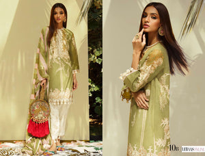 SANA SAFINAZ Spring / Summer 2020  MAHAY 10B Lawn Suit online Pakistani designer dress Anarkali Suits Party Werar Indian Dresses Pakistani Dresses
