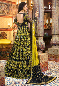 ASIM JOFA | Farozaan Collection | AJF-01