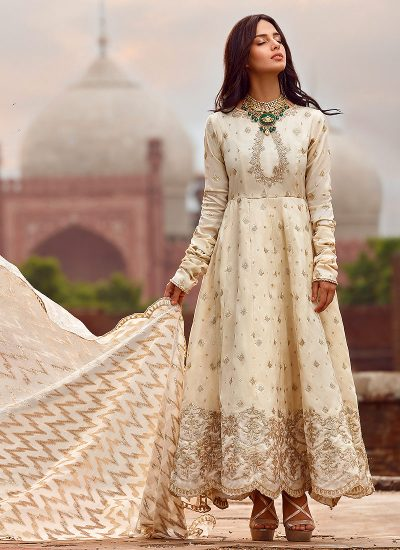Qalamkar Wedding Suits 113 - LebaasOnline