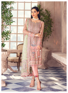 Buy GULAAL Alayna AG-05 Zen Pakistani Designer Party Wear Suit from Lebaasonline at best price .