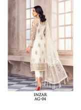 Load image into Gallery viewer, Buy GULAAL Alayna AG-04 Inzar Pakistani Designer Party Wear Suit from Lebaasonline at best price .