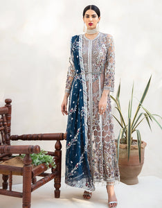 Emaan Adeel Bridal Collection 2020 Volume 3-DAISY TULIP D-302