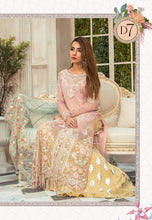 Load image into Gallery viewer, D7- Maria B Mbroidered Chiffon EID 2020