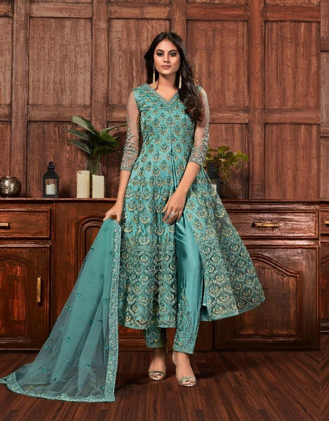 Vipul Fashion Pristine - 4577