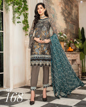 Load image into Gallery viewer, Maryam's Chiffon Eid and Wedding Collection 2020 - MP 168