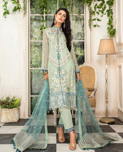 Maryam's Chiffon Eid and Wedding Collection 2020 - MP 169