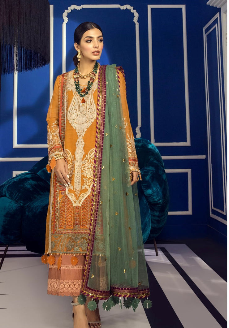 Buy SANA SAFINAZ | Muzlin Lawn 2021-05B YELLOW from Lebaasonline Pakistani Clothes Stockist in the UK @ best price- SALE ! Shop Eid Dress 2021, Maria B Lawn 2021 Summer Suits, New Pakistani Clothes Online UK for Eid, Party & Bridal Wear. Indian & Pakistani Summer Lawn Dresses by SANA SAFINAZ in UK & USA at LebaasOnline