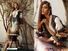 Load image into Gallery viewer, SANA SAFINAZ Spring / Summer 2020 MAHAY 18A Lawn Suit online Pakistani designer dress Anarkali Suits Party Werar Indian Dresses Pakistani Dresses