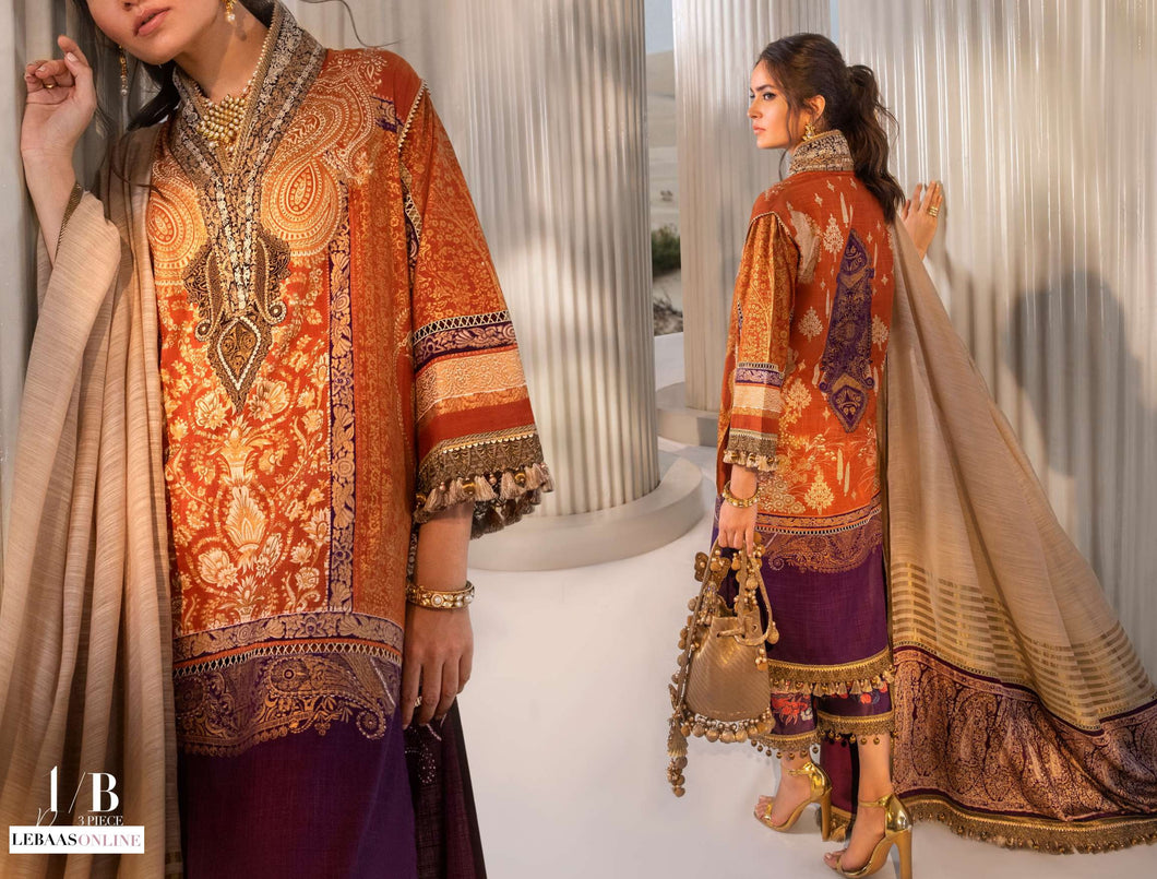 Kurnool Collection 20 by Sana Safinaz - 1B