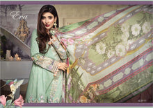 Load image into Gallery viewer, Anaya Luxury Lawn 2020 Suit Mint green